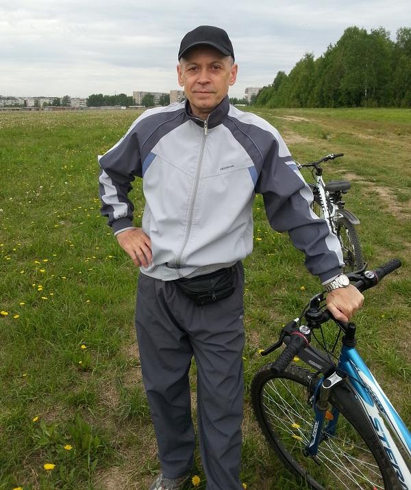 Обо мне: Виктор Князев, лето 2015 года, Нижний Тагил