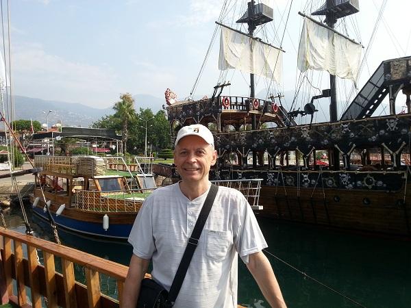 Обо мне: Виктор Князев, Турция, июль 2014 года