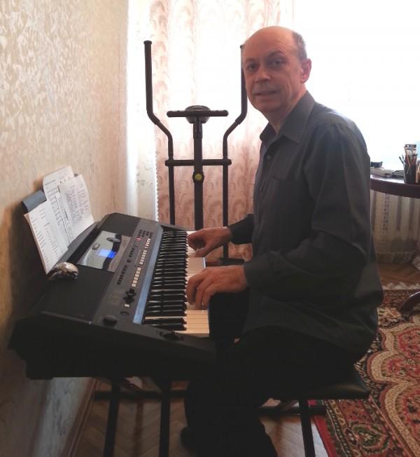 Обо мне: Виктор Князев, Нижний Тагил, июнь 2015 года