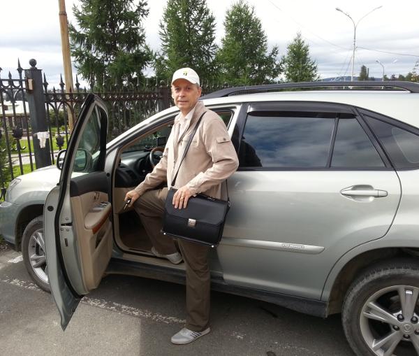 Обо мне: Виктор Князев, май 2014 года