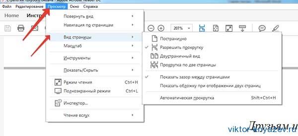 Программа для прочтения файлов pdf рис 6
