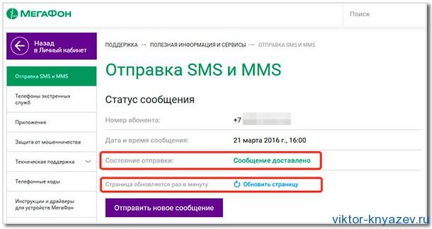 Отправить смс через Интернет рис 3